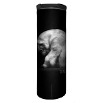 Polar Bear Climate Change Is Real - 59-5983 - Stainless Steel Barista Travel Mug