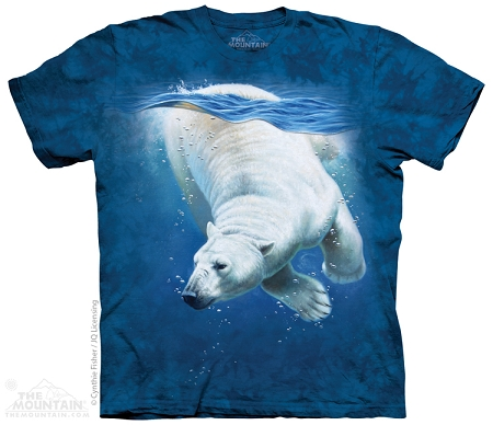 Polar Bear Dive - 15-4003 - Youth Tshirt 294ceadc2492