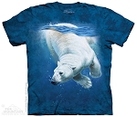 Polar Bear Dive - 15-4003 - Youth Tshirt