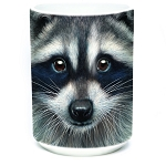 Raccoon Face - 57-3545-0901 - Everyday Coffee Mug