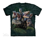 Raptor Gang - 15-4976 - Youth Tshirt