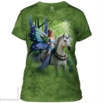 Realm Of Enchantment - 28-5737 - Ladies Fitted Tee
