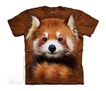 Red Panda - 15-4977- Youth Tshirt