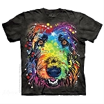 Russo Irish Wolfhound -10-5927 - Adult Tshirt