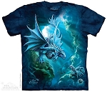 Sea Dragon - 10-5740 - Adult Tshirt
