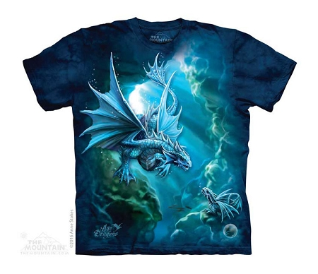 Sea Dragon - 15-5740 - Youth Tshirt
