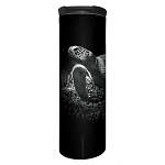 Sea Turtle Littering Kills - 59-5982 - Stainless Steel Barista Travel Mug