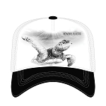 Sea Turtle No More Plastic - 76-5558 - Trucker Hat