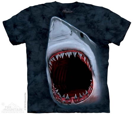 Shark Bite 15-3103 - Youth Tshirt