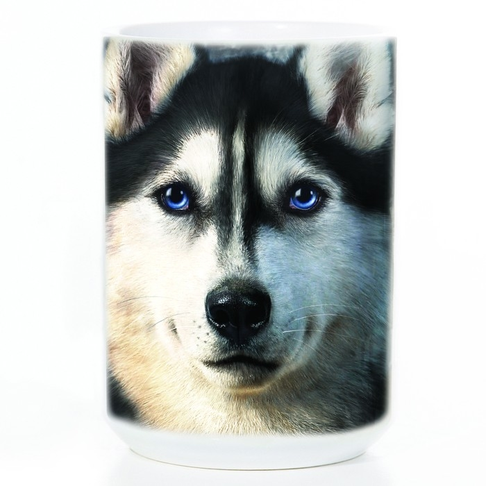 Siberian Husky - 57-3337-0901 - Everyday Coffee Mug