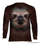 Sloth - 45-3596 - Adult Long Sleeve T-shirt