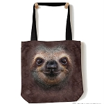 Sloth Face - 97-3596 - Everyday Tote
