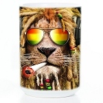 Smokin' Jahman - 57-3253-0901 - Coffee Mug