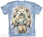 Spirit Bear - 10-4840 - Adult Tshirt