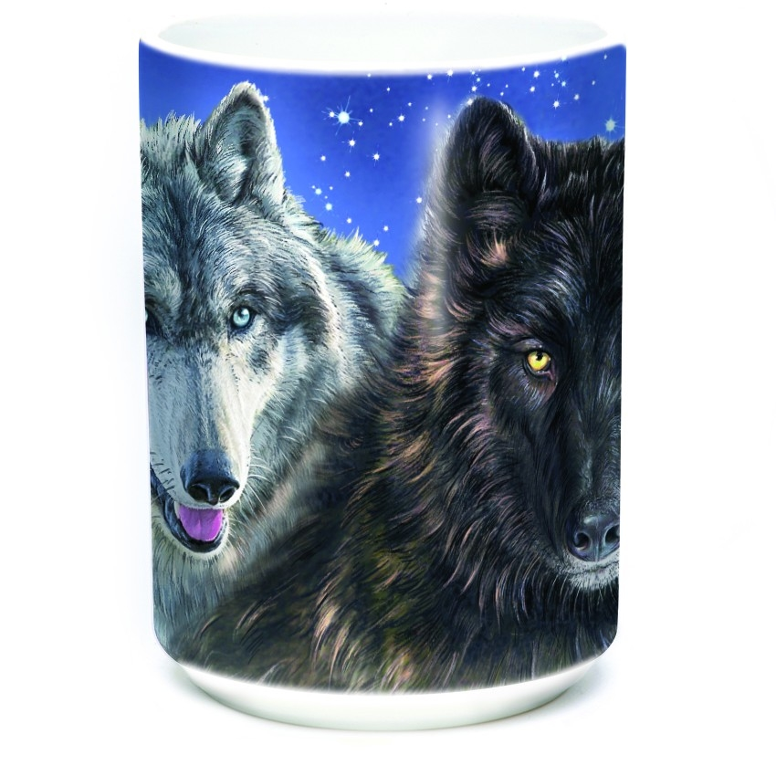 Star Wolves - 57-4851-0901 - Everyday Mug