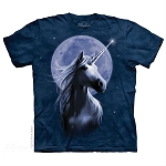 Starlight Unicorn - 10-5910 - Adult Tshirt