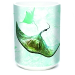 Stingrays - 57-5969-0900 - Everyday Coffee Mug
