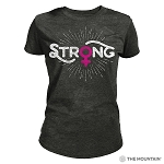 Strong - 26-5833 - Women's Triblend Crew-Neck Tee