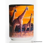 Sundown Giraffes - 57-5906-0900 - Everyday Mug