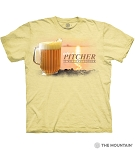 Take a Pitcher...It Will Last Longer - 10-6297 - Adult  T-shirt
