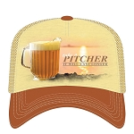 Take a Pitcher...It Will Last Longer - 76-6297 - Trucker Hat