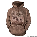 The Founders - 72-3601 - Adult Hoodie