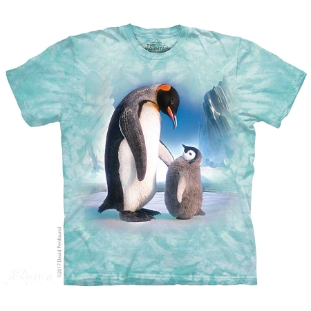 The Next Emperor Penguin - 10-5917 - Adult Tshirt
