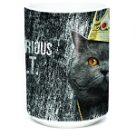 Notorious C.A.T.- 57-5950-0901 - Coffee Mug