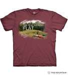 The Trail Looked Flat On The Map - 10-6316 - Adult  T-shirt
