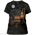 The Witching Hour - 28-3825 - Ladies Fitted Tee