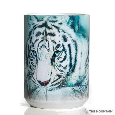 Thoughtful White Tiger - 57-5964-0901 - Everyday Mug