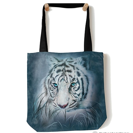 Thoughtful White Tiger - 97-5964 - Everyday Tote