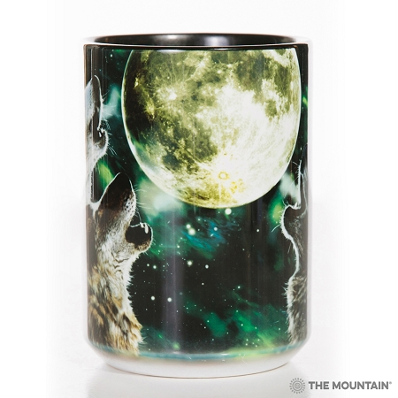 Three Wolf Moon - 57-2053-0900 - Everyday Mug