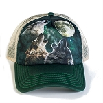 Three Wolf Moon - 76-2053 - Trucker Hat