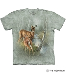 Birch Creek Whitetail - 10-6424 - Adult Tshirt