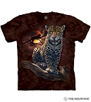 Blood Moon Leopard - 10-6434- Adult Tshirt