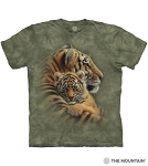 Cherished Tigers - 10-6433- Adult Tshirt