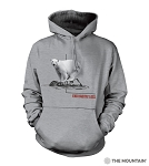 End Habitat Loss Polar Bear - 72-5573 - Adult Hoodie