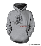 End Habitat Loss Elephant - 72-5571 - Adult Hoodie