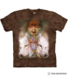 Sacred Transformation - 10-6410 - Adult Tshirt - Native American