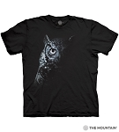 Shadow Owl - 10-6427 - Adult Tshirt
