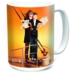 Titanic Cats - 57-5949-0901 - Coffee Mug