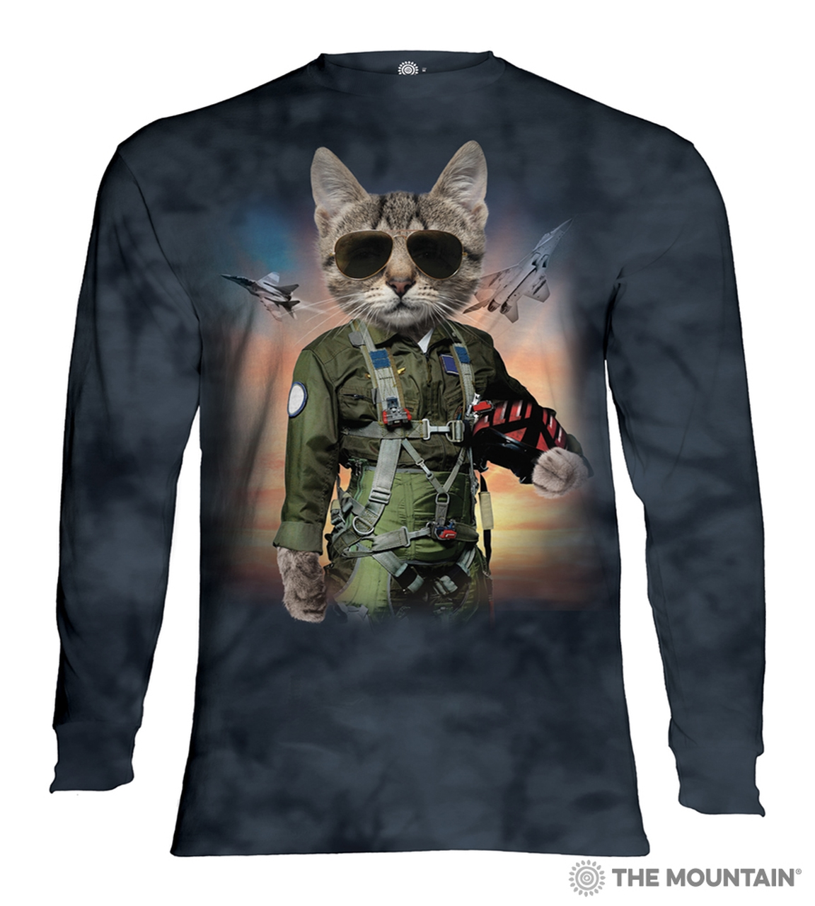 Tom Cat - 45-3904 - Adult Long Sleeve T-shirt
