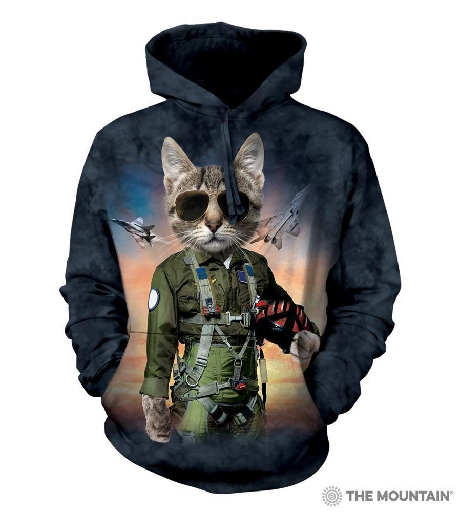 Tom Cat - 72-3904 - Adult Hoodie
