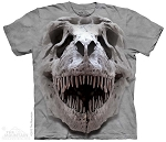 Rex Big Skull - 10-3778 - Adult Tshirt