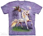 Unicorn Castle - 10-3146 - Adult Tshirt