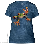 Victory Frog - 28-3118 - Ladies Fitted Tee