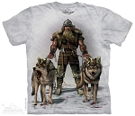 Viking Hunt - Adult Tshirt