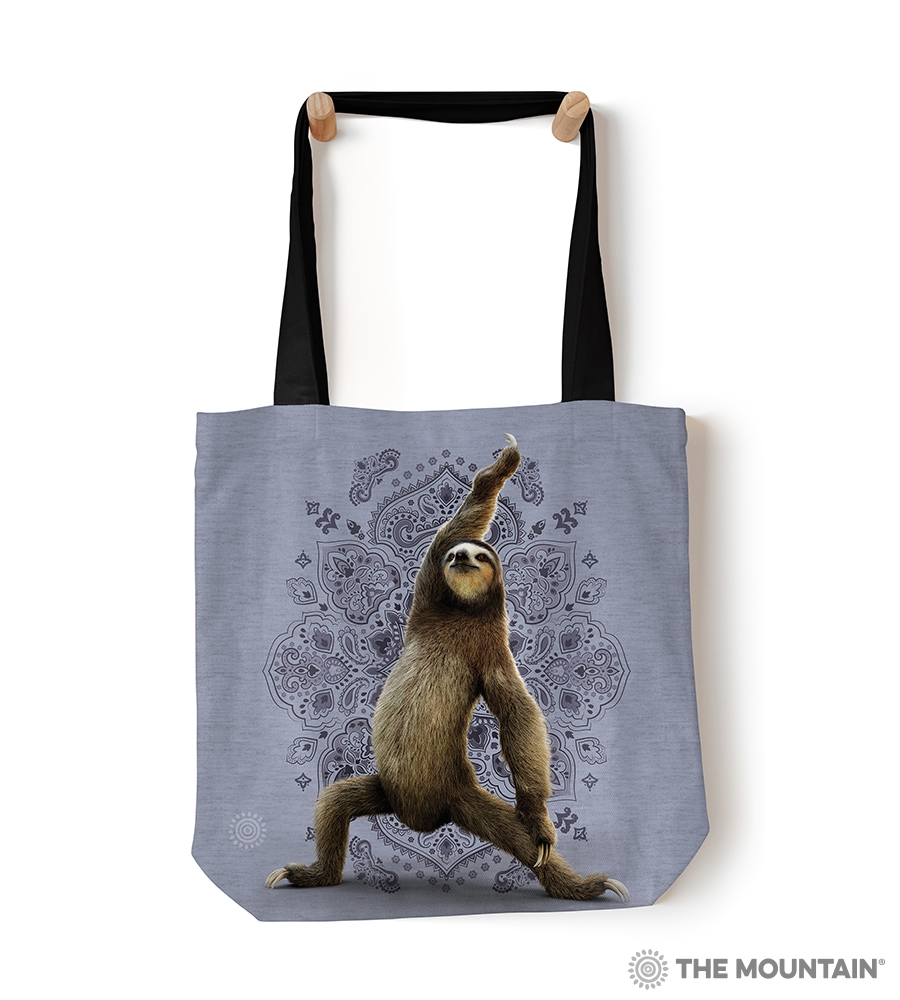 Warrior Sloth - 97-6288 - Everyday Tote
