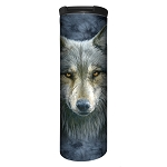 Warrior Wolf - 59-4979 - Stainless Steel Barista Travel Mug